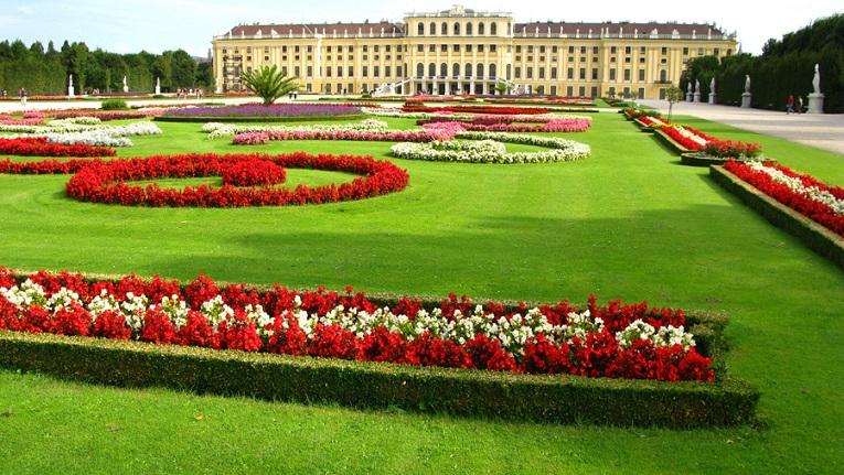 Viyanadaki saraylar