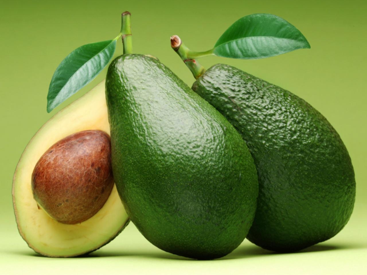 Avokado Sıra Dışı Bir Meyve
