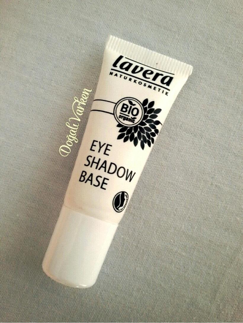 Alman organik kozmetik markası Lavera far bazı