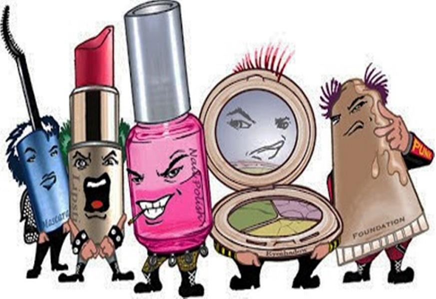Kozmetiklerde Bulunan Tehlikeli Maddeler